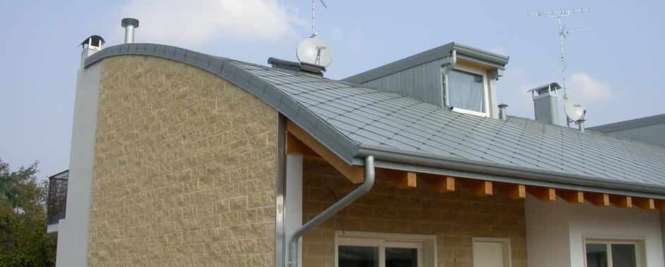 Roofing applications : shingles - tiles